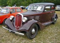 "Simca - Fiat ""11CV"" Berline 5 places - 1937"