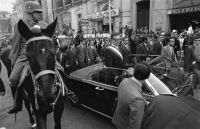 Salvador Allende, Augusto Pinochet... Day 1