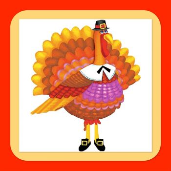 Happy Thanksgiving to You!!