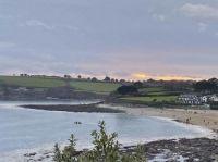 Gyllyngvase Beach, Cornwall