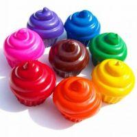 Cupcake: Crayons