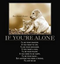 If You're Alone
