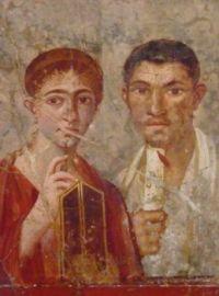 Terentius Neo, Pompeii 60 CE