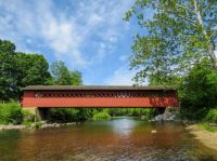 The Henry Covered Bridge