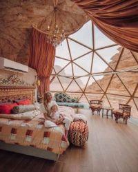 Hotel in Jordan, Wadi Rum, Jordan.  6017