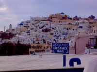a typical greek island