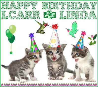 HAPPY  BIRTHDAY  LCarr