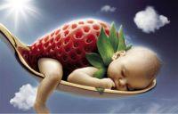 STRAWBERRY BABY...