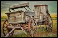 GeorgeScott.AntiqueChuckwagon