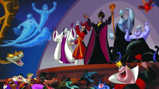 Disney Halloween Villians