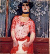 Frantisek Kupka- 1910 the gallien girl