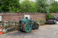elsecar heritage railway 18-05-2015 barford road roller 01