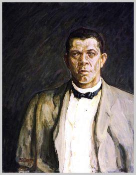 Booker T. Washington (1917) ~ Henry Ossawa Tanner