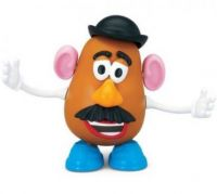 First toy ad on TV, Mr. Potato Head 4/30/52