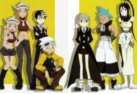 Soul Eater - Main Team