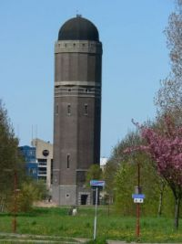 Watertoren in Zoetermeer