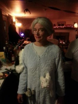 Crazy Cat Lady costume a few years ago