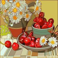 A Cup Full of Cherries