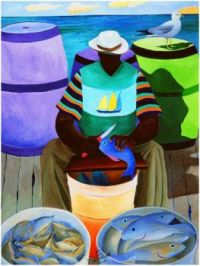 Cleaning Fish ~ Ivey Hayes