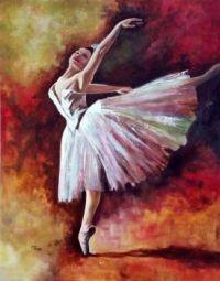 """The Dancer Tilting"""