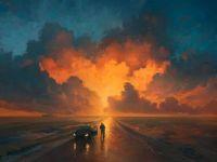 Artem Rhads Chebokha the Sunset