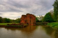 Kirby Castle Ruins - Leicestershire, England
