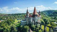 Corvin Castle, Hunedoara, Romania