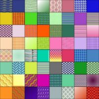 Enjoying Patterns and Squares