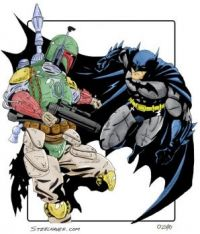 Boba Fett.vs.Batman