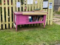 A Small Library/Book swap