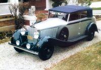 1933 Hispano Suiza H6B Model