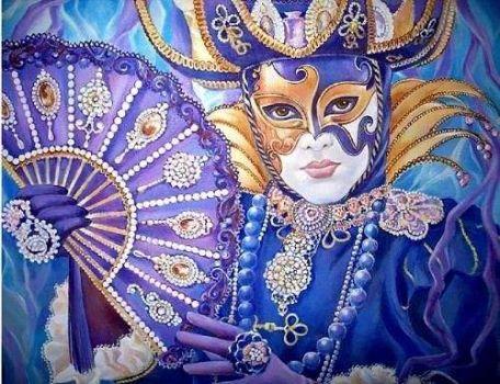 Venetain Carnivale