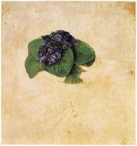 Violet Bouquet - Kytička fialek - 1502