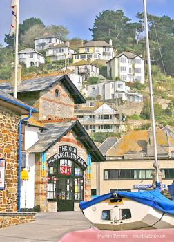 Looe Old Lifeboat Station