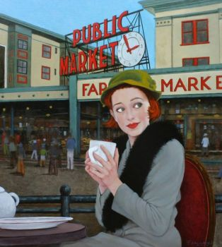 Fred Calleri - Coffee Talk