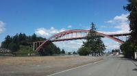 Rainbow Bridge, La Conner, Washington