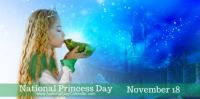 Today Is National Princess Day!!
