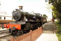 gloucestershire warwickshire railway 23-04-2016 7820 Dinmore Manor C B Collett 1938 at toddington 02