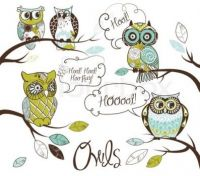 3623548-70486-collection-of-five-different-owls-with-speach-bubbles