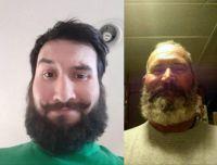 beard contest June 12 2020