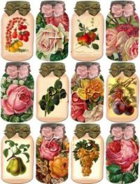 Rose Labels