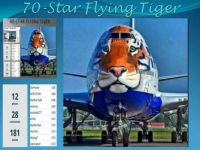 70* Flying Tiger