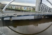 Reflections on the River Clyde