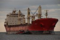 Epsilon (formerly Orsula & formerly Federal Calumet) - Ocean-Going Freighter - Cleveland, OH (2013-12-07)
