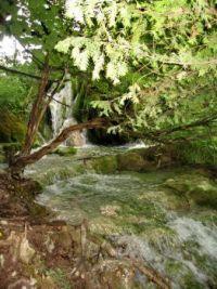Plitvice - samá voda