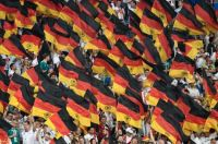 Deutschland won the match