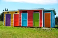 Themes: Colors Of The Outhouse