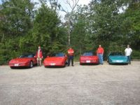 Ararat Corvette Club Officers