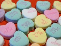 Happy Valentine's Day - Candy Hearts 2