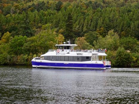 Jacobite Maverick Catamaran